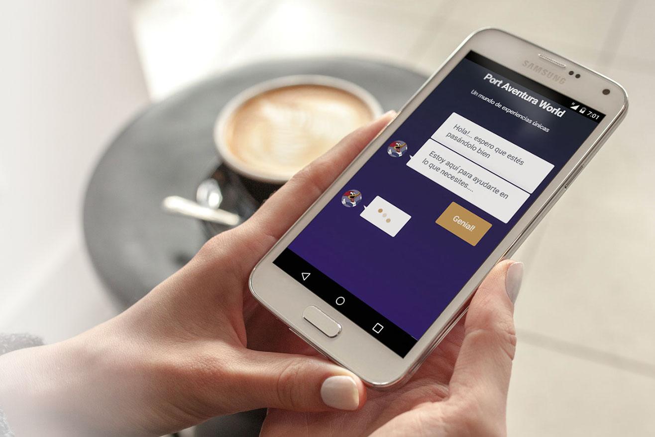 chatbot para hoteles